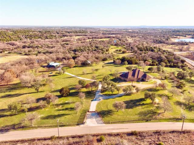 3333 Thompson Road, Weatherford, TX 76087 (MLS #14272907) :: RE/MAX Landmark