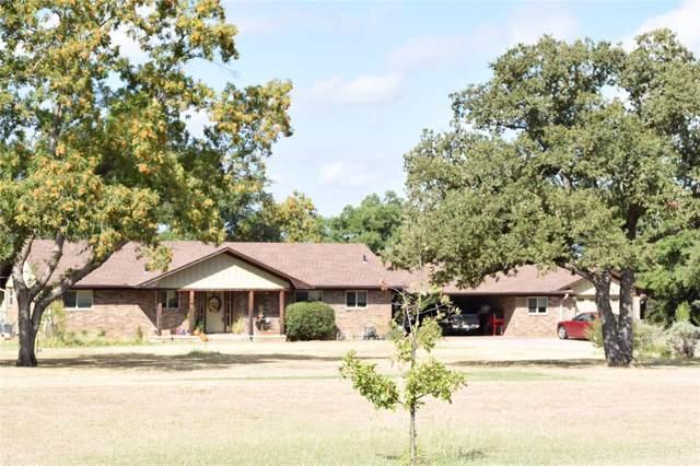 403 N Fm 113, Weatherford, TX 76088 (MLS #14272970) :: The Hornburg Real Estate Group