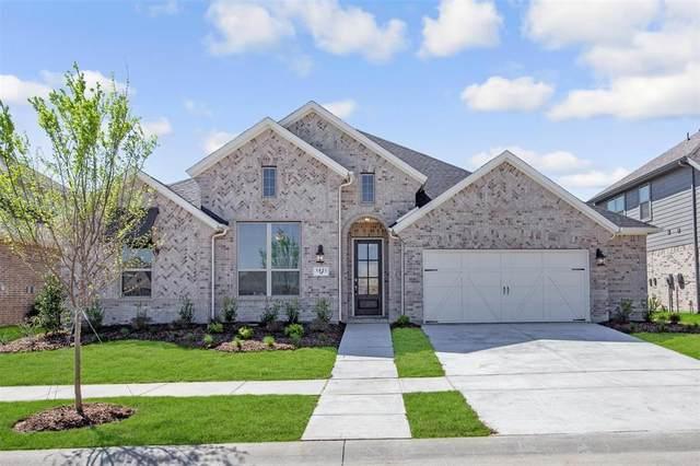 1421 12th, Argyle, TX 76226 (MLS #14272971) :: Frankie Arthur Real Estate