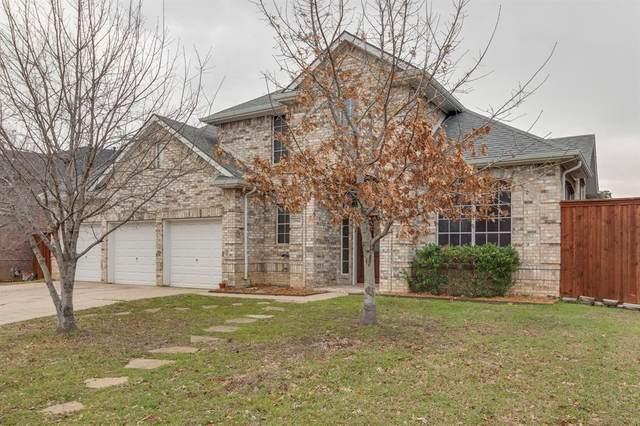 5704 Windmere Lane, Haltom City, TX 76137 (MLS #14273053) :: Tenesha Lusk Realty Group