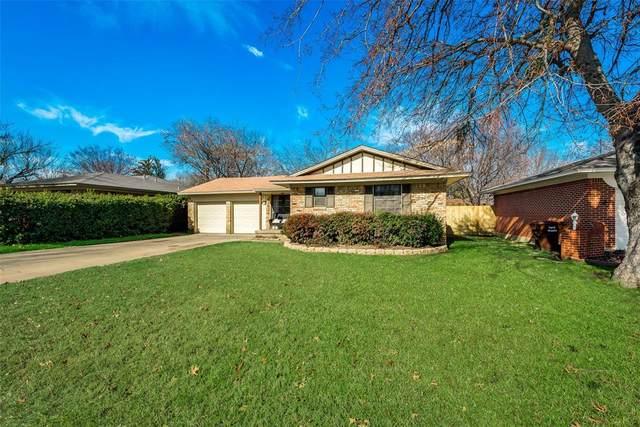 1824 Cordell Street, Denton, TX 76201 (MLS #14273675) :: The Mauelshagen Group