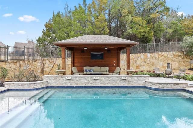 200 Granite Shoal Drive, Prosper, TX 75078 (MLS #14273714) :: The Kimberly Davis Group