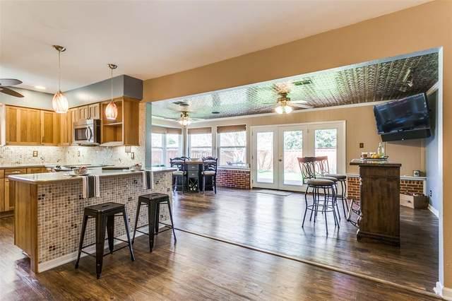 8919 Lockhaven Drive, Dallas, TX 75238 (MLS #14273871) :: Frankie Arthur Real Estate