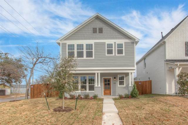 2801 Livingston Avenue, Fort Worth, TX 76110 (MLS #14274159) :: Caine Premier Properties