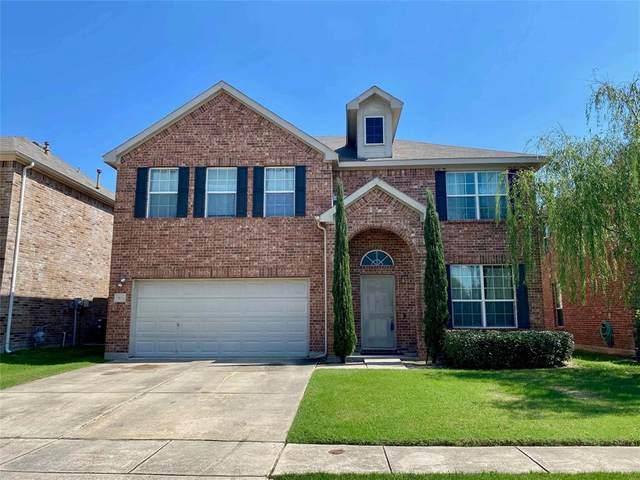 9020 Brook Hill Lane, Fort Worth, TX 76244 (MLS #14274256) :: The Paula Jones Team | RE/MAX of Abilene