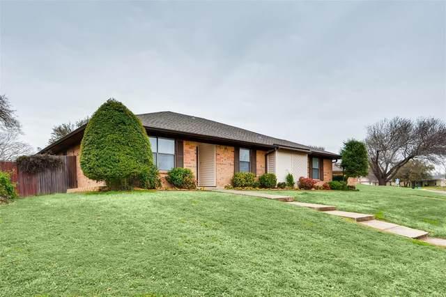 257 Lansford Drive, Benbrook, TX 76126 (MLS #14274288) :: The Tierny Jordan Network