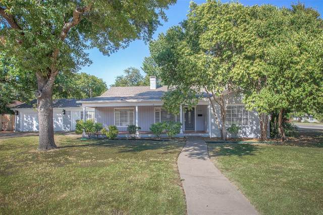 3600 Brighton Road, Fort Worth, TX 76109 (MLS #14274352) :: Real Estate By Design