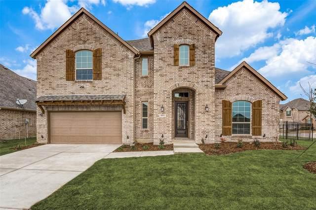 801 Overton Avenue, Celina, TX 75009 (MLS #14274520) :: The Good Home Team
