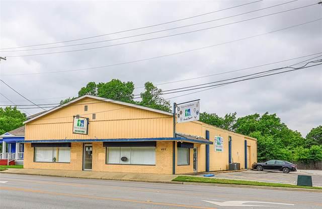 427 N Grand Avenue, Gainesville, TX 76240 (MLS #14274706) :: Frankie Arthur Real Estate