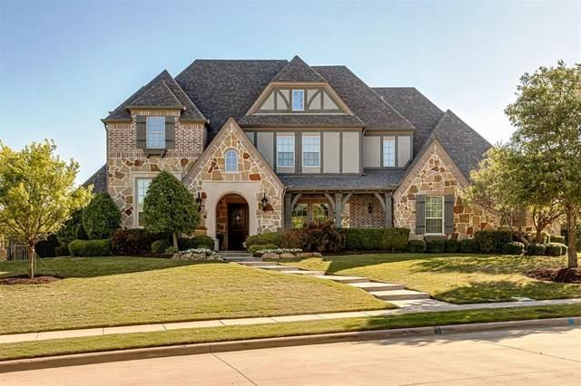 2901 Wilderness Court, Mckinney, TX 75069 (MLS #14274752) :: All Cities USA Realty