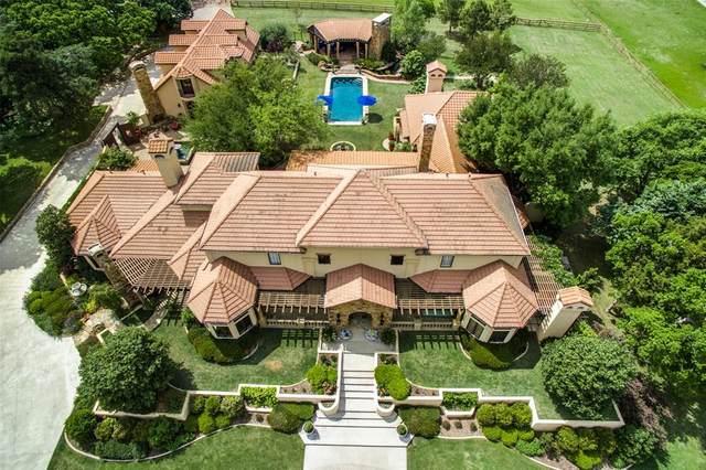 1900 Shady Oaks Drive, Southlake, TX 76092 (MLS #14274843) :: The Heyl Group at Keller Williams