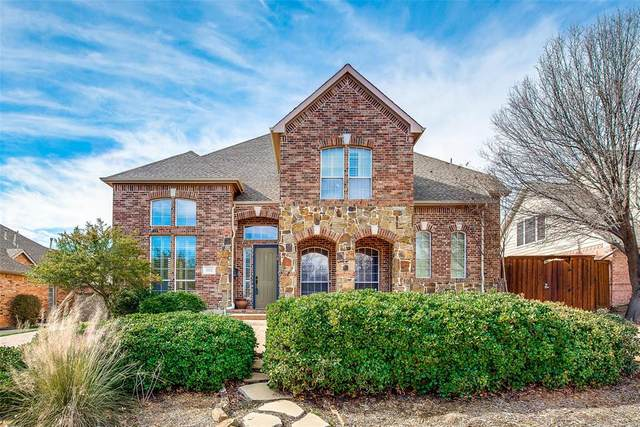 1112 Holy Grail Drive, Lewisville, TX 75056 (MLS #14275108) :: The Kimberly Davis Group