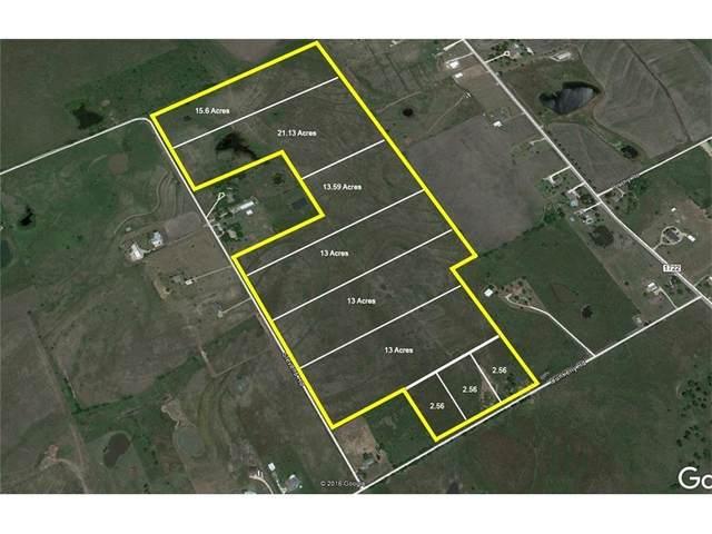 290 Stevens Road, Ennis, TX 75119 (MLS #14275192) :: Premier Properties Group of Keller Williams Realty