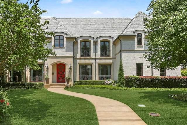 8306 Catawba Road, Dallas, TX 75209 (MLS #14275315) :: Potts Realty Group