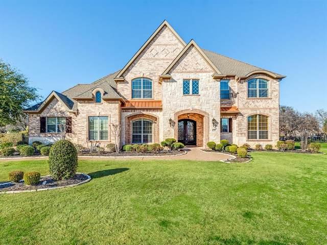 2400 Ranch House Drive, Southlake, TX 76092 (MLS #14275480) :: Lynn Wilson with Keller Williams DFW/Southlake