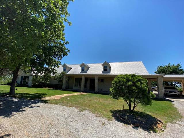 10500 Cr 225, Brownwood, TX 76801 (MLS #14275502) :: The Good Home Team