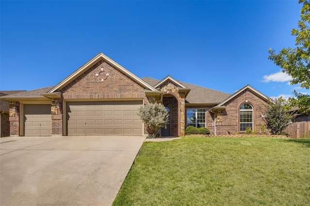 8228 Shady Valley Drive, Benbrook, TX 76116 (MLS #14277092) :: Potts Realty Group