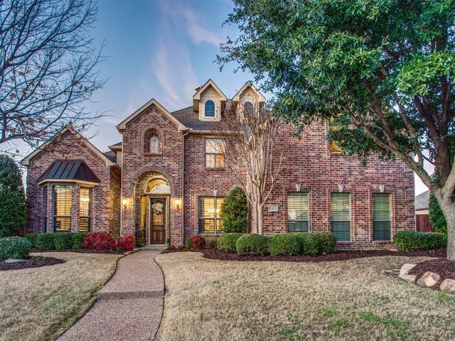 1401 Cedar Springs Drive, Prosper, TX 75078 (MLS #14277145) :: Ann Carr Real Estate
