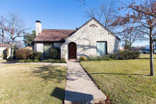 4206 Sommerville Avenue, Dallas, TX 75206 (MLS #14277871) :: Robbins Real Estate Group