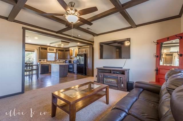 1325 Scarbrough Street, Buffalo Gap, TX 79508 (MLS #14277940) :: Ann Carr Real Estate