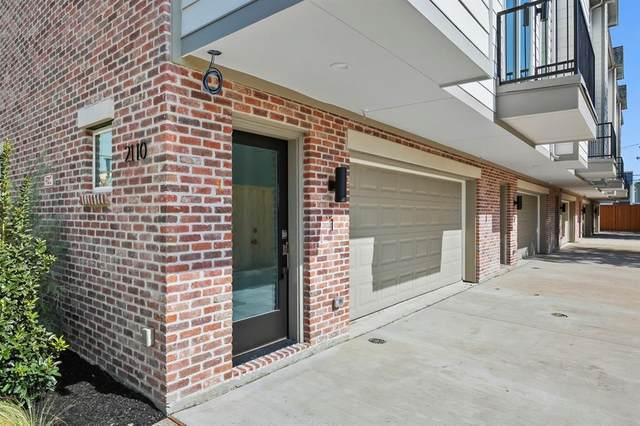 2110 Bennett Avenue #3, Dallas, TX 75206 (MLS #14278680) :: RE/MAX Pinnacle Group REALTORS