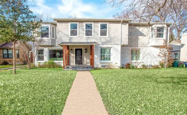 3712 W Biddison Street, Fort Worth, TX 76109 (MLS #14278791) :: All Cities Realty