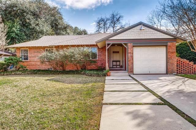 6126 Sudbury Drive, Dallas, TX 75214 (MLS #14279076) :: Robbins Real Estate Group