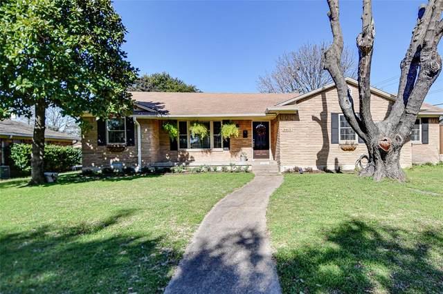 8463 Bellingham Drive, Dallas, TX 75228 (MLS #14279109) :: The Kimberly Davis Group