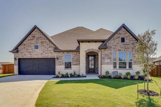 4816 Speyside Drive, Flower Mound, TX 75028 (MLS #14279327) :: Real Estate By Design