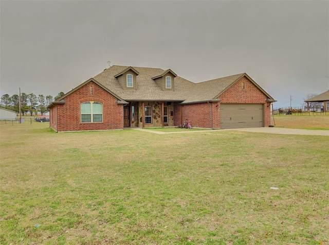 130 Savannah Drive, Weatherford, TX 76087 (MLS #14279683) :: The Heyl Group at Keller Williams