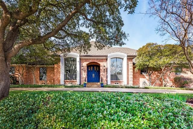 3717 Santiago Court, Irving, TX 75062 (MLS #14279720) :: Caine Premier Properties