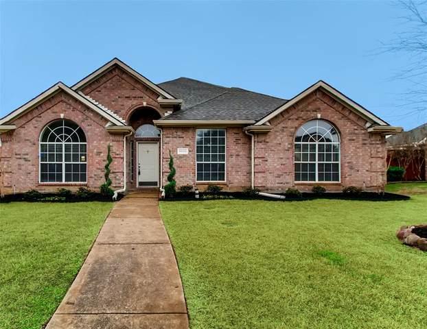 5802 Kensington Drive, Richardson, TX 75082 (MLS #14280186) :: RE/MAX Pinnacle Group REALTORS