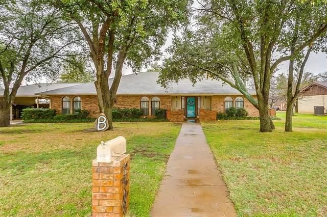 2508 Sha Lane, Breckenridge, TX 76424 (MLS #14280932) :: Trinity Premier Properties