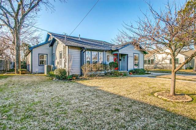 420 E Franklin Street, Grapevine, TX 76051 (MLS #14281063) :: Vibrant Real Estate