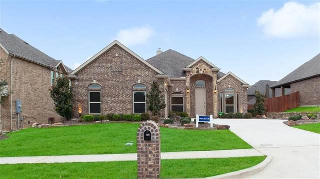 210 Heatherstone Drive, Midlothian, TX 76065 (MLS #14281144) :: Potts Realty Group