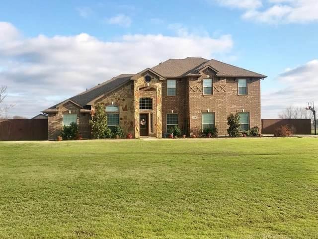13176 Franklin Lane, Forney, TX 75126 (MLS #14281311) :: RE/MAX Landmark