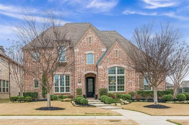 7589 Rockyford Drive, Frisco, TX 75035 (MLS #14281655) :: The Kimberly Davis Group