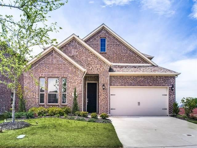 1509 Coleto Creek Trail, Prosper, TX 75078 (MLS #14281782) :: Real Estate By Design