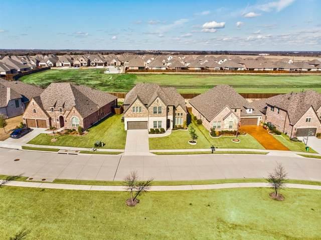 3312 Prancer Way, Celina, TX 75009 (MLS #14281809) :: Real Estate By Design