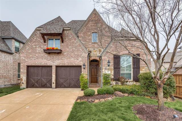 3037 Avondale Court, The Colony, TX 75056 (MLS #14281906) :: The Kimberly Davis Group