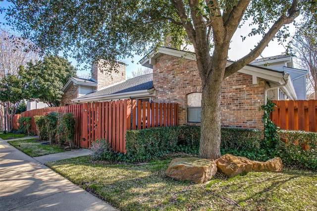 2540 Shady Ridge Drive, Bedford, TX 76021 (MLS #14281948) :: The Kimberly Davis Group