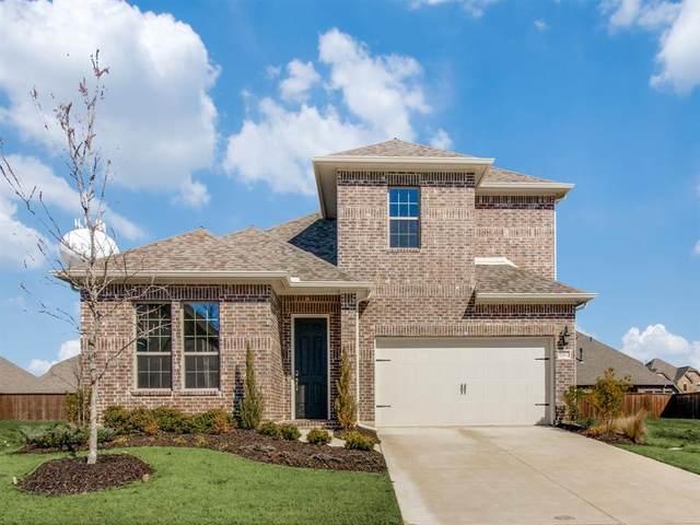 15917 Perdido Creek Trail, Prosper, TX 75078 (MLS #14282264) :: Real Estate By Design