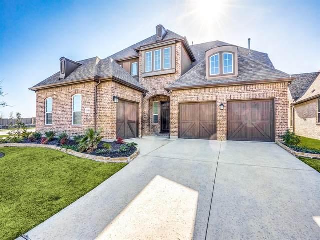 8401 Cottage Drive, Mckinney, TX 75070 (MLS #14282316) :: The Good Home Team