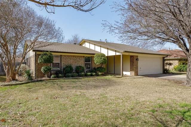 136 Gloria, Keller, TX 76248 (MLS #14282335) :: Team Hodnett