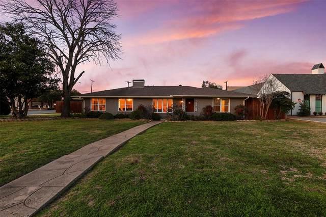 6009 Preston Haven Drive, Dallas, TX 75230 (MLS #14282514) :: Team Tiller