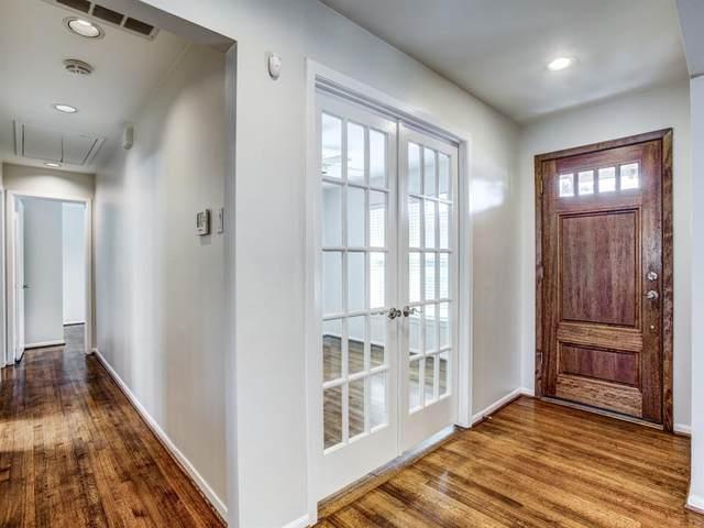 6711 Walnut Hill Lane, Dallas, TX 75230 (MLS #14282581) :: Caine Premier Properties
