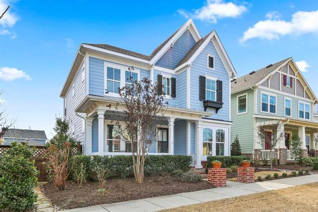 7429 Ardmore Street, Mckinney, TX 75071 (MLS #14282595) :: The Good Home Team