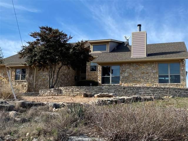 705 Bay Hill Drive, Possum Kingdom Lake, TX 76449 (MLS #14282676) :: Caine Premier Properties