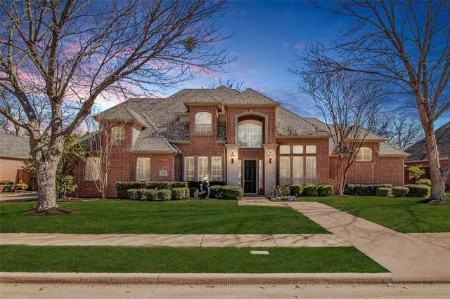 606 Castle Creek Drive, Coppell, TX 75019 (MLS #14282816) :: The Rhodes Team