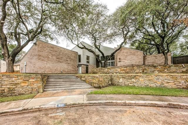8111 Windy Terrace Circle, Dallas, TX 75231 (MLS #14282894) :: The Mauelshagen Group